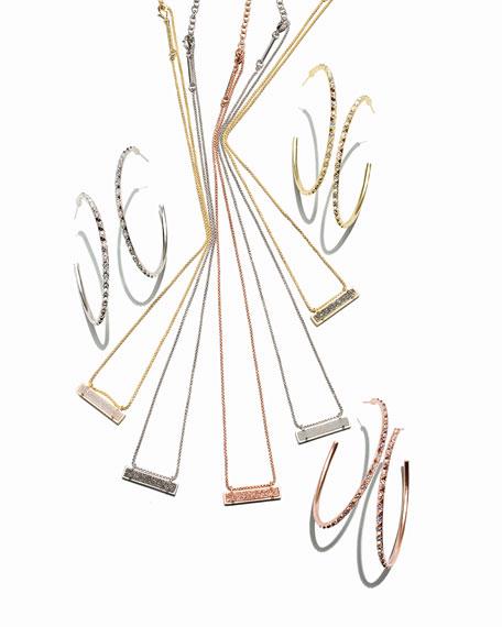 Leanor Bar Pendant Necklace