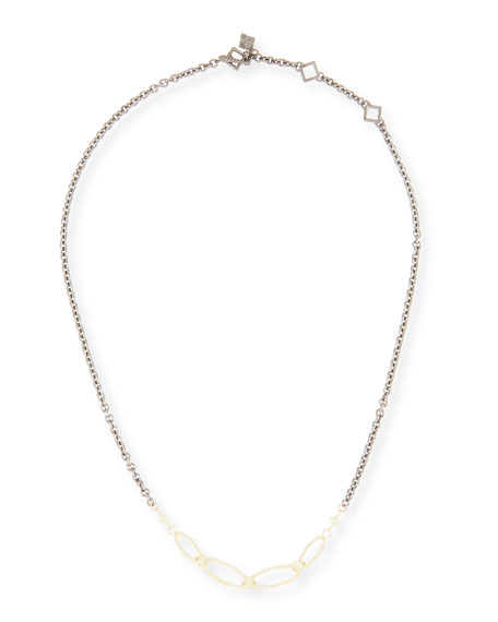 "Armenta Old World Short Chain Necklace, 18""L"