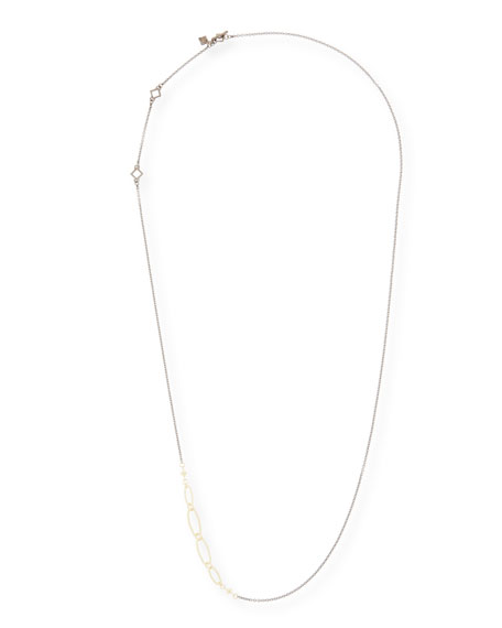 """Armenta Old World Long Chain Necklace, 32""""L"""
