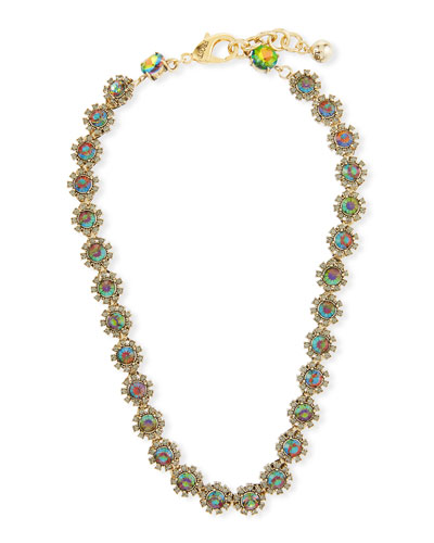 Beam Riviera Crystal Necklace