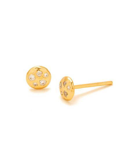gorjana Collette Cubic Zirconia Stud Earrings