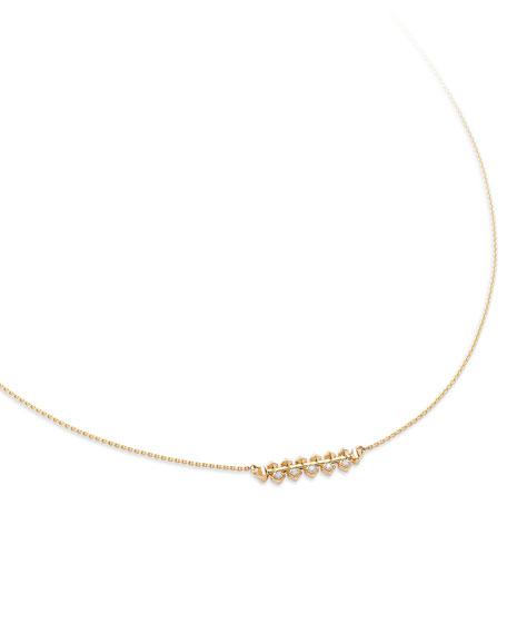 Kendra Scott Silas 14k Gold & Diamond Necklace