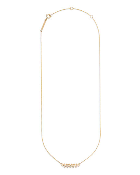 Kendra Scott Silas 14k Gold & Diamond Necklace