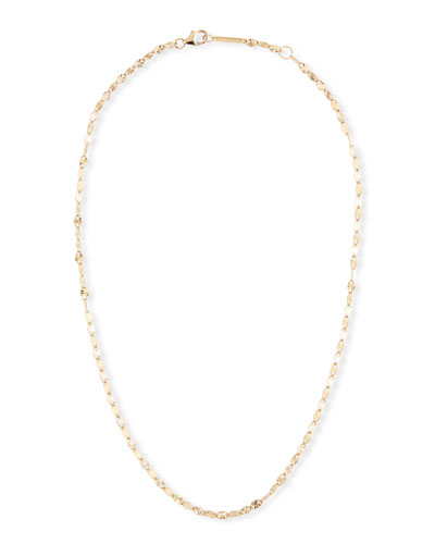 14k Gold Mega Blake Chain Choker Necklace