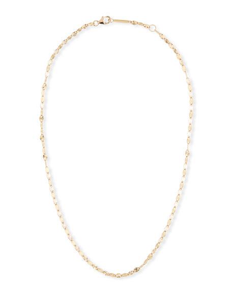 LANA 14k Gold Mega Blake Chain Choker Necklace