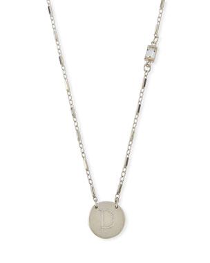 bd73c80f3 Jennifer Zeuner Desiree Personalized Initial Necklace