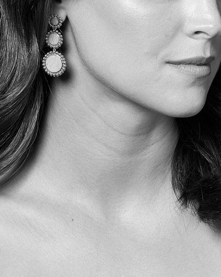 LAGOS Maya 3-Drop Earrings, Lapis