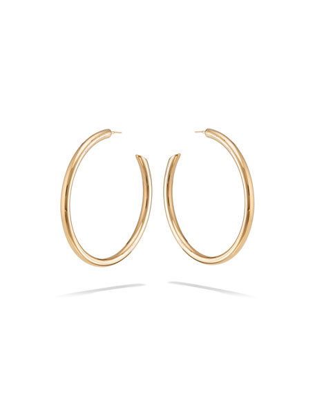 Lana  60MM MEGA ROYALE HOOPS