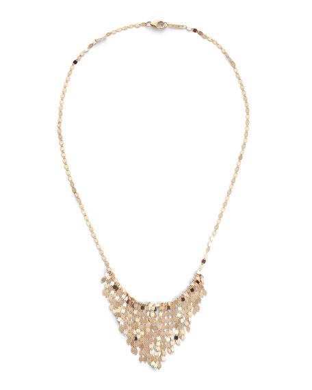 LANA Mini Fringe Necklace