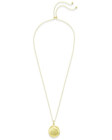 Kendra Scott Aries Coin Pendant Necklace