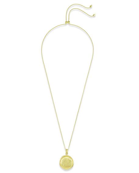 Kendra Scott Leo Coin Pendant Necklace