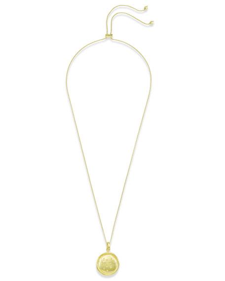 Kendra Scott Sagittarius Coin Pendant Necklace