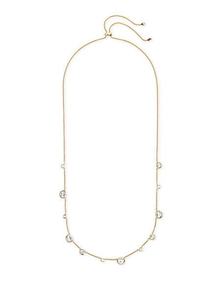 Kendra Scott Clementine Cubic Zirconia Necklace