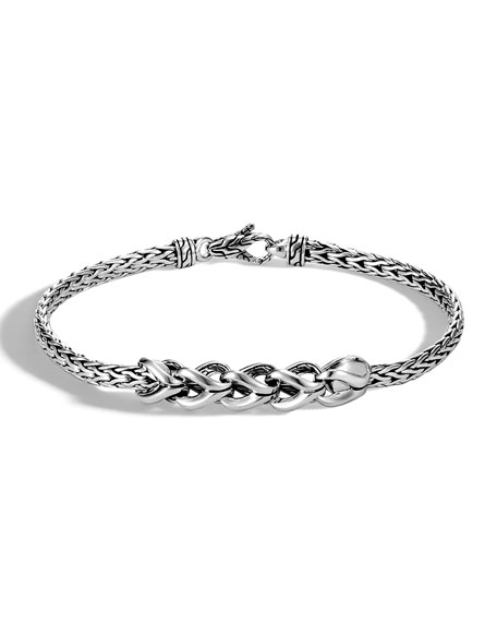 John Hardy Classic Chain Asli Multi-Link Bracelet