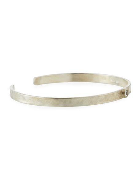 Chan Luu Single-Crystal Cuff Bracelet