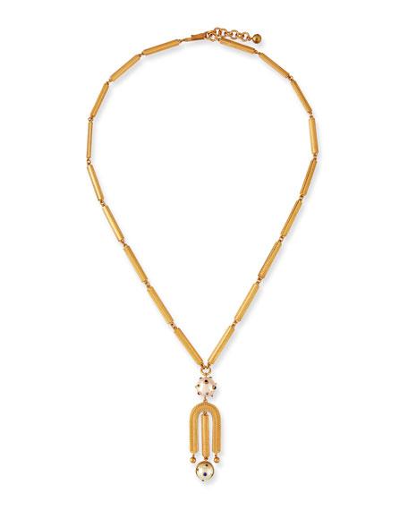 Lulu Frost Boboli Long Pendant Necklace