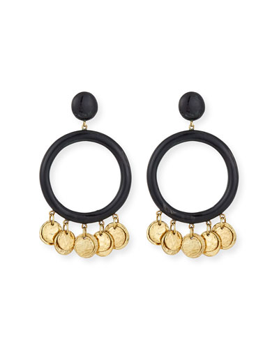 Azali Dangle Earrings