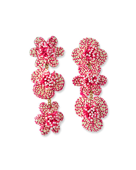 Mignonne Gavigan Charlie Dangle Earrings