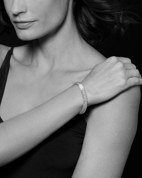 LAGOS Diamond Lux Wide Station Bracelet