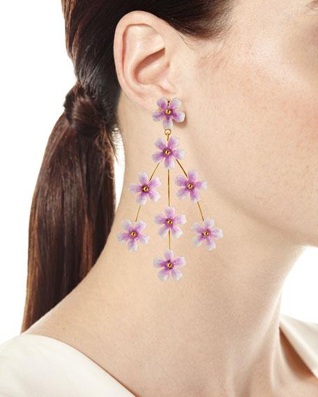 Jennifer Behr Marlie Chandelier Earrings