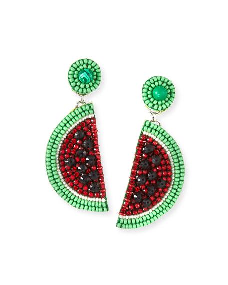 Ranjana Khan LE MELON DROP EARRINGS