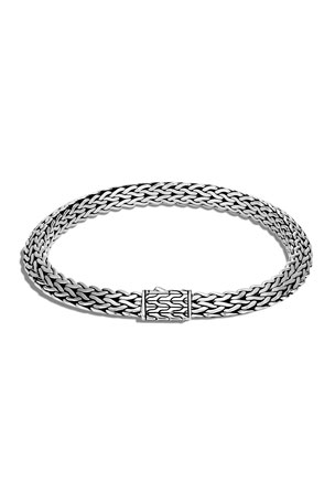 John Hardy Classic Chain Tiga Bracelet, Size S-L