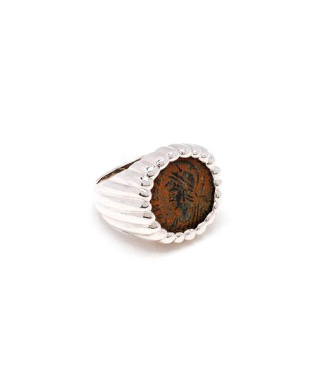 Dubini Constantine Coin Ring
