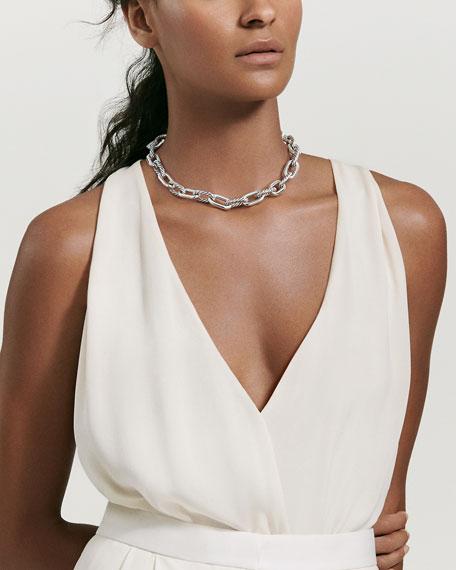 "David Yurman Madison Chain Large Link Necklace, 18"""