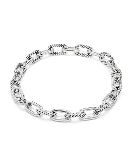 Madison Chain 13.5mm Large Link Necklace, 20""