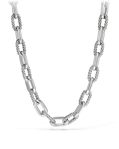Madison Chain 13.5mm Large Link Necklace, 20