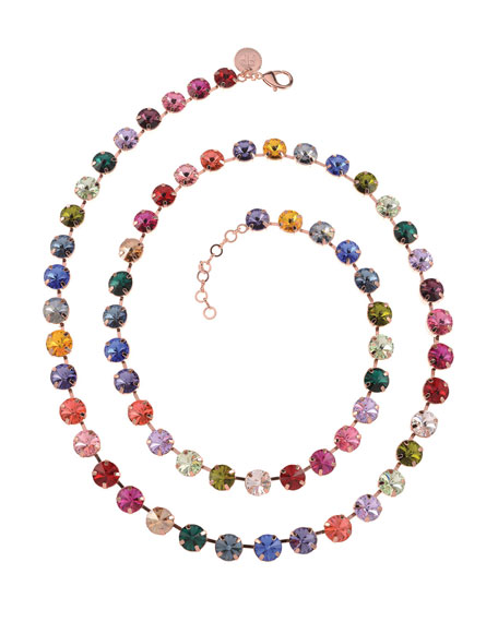 Rebekah Price Vega Necklace in Rose Gold