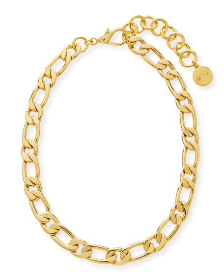 Image 1 of 2: NEST Jewelry Chain Trend Necklace