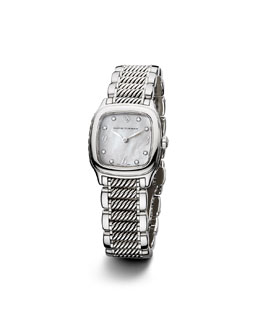 David Yurman Thoroughbred 25mm Quartz
