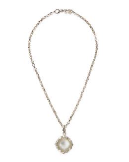 David Yurman Pearl Copella Necklace