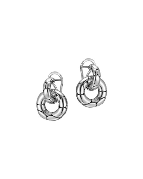 John Hardy Kali Door-Knocker Earrings