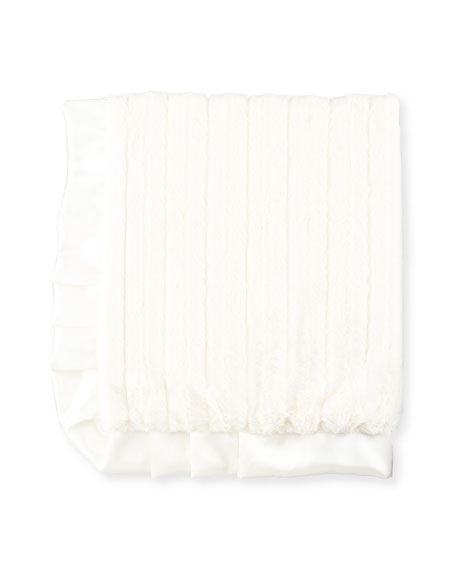 Swankie Blankie Plush Receiving Blanket