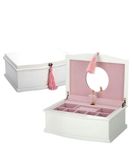 Reed & Barton Ballerina Jewelry Chest