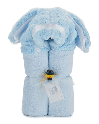 Swankie Blankie Hooded Puppy Towel