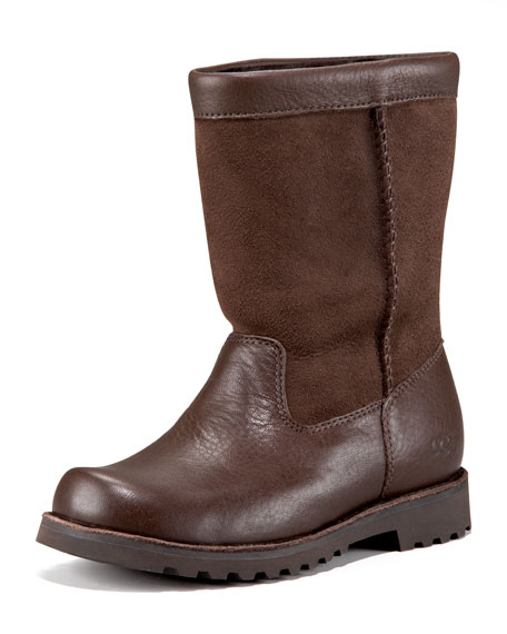 Riverton Boot, Youth