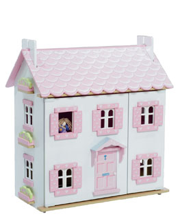 "Le Toy Van ""Sophie's"" Three-Story Dollhouse"