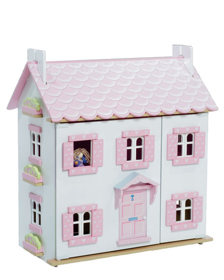 """Sophie's"" Three-Story Dollhouse"