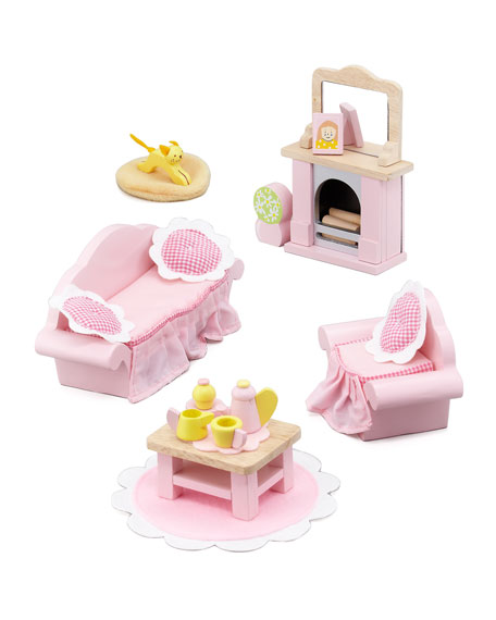"""Daisylane"" Living Room Dollhouse Furniture"