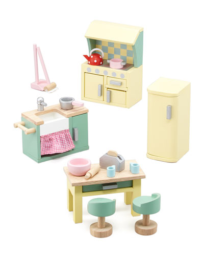 "Le Toy Van ""Daisylane"" Kitchen Dollhouse Furniture"