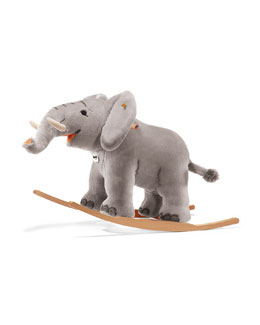 Steiff Trampili Riding Elephant, 28""