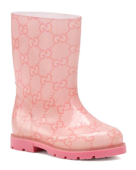GG Rain Boot, Pink