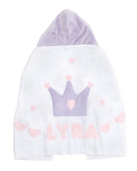 Crown Hooded Towel, Plain
