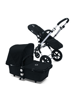 Bugaboo Cameleon3 Tailored Fabric Set, Black
