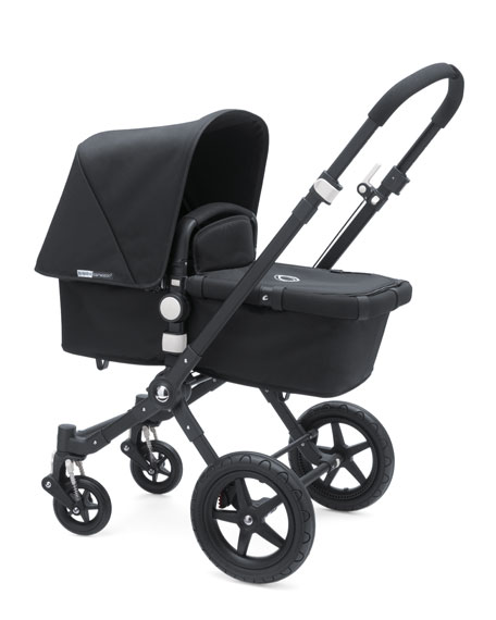 Cameleon3 Stroller, All Black Collection
