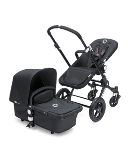 Bugaboo Cameleon3 Stroller, All Black Collection