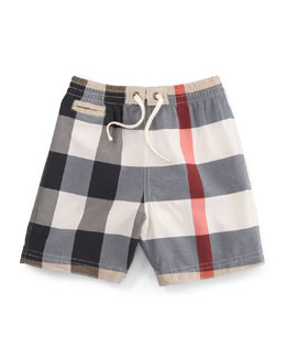 Burberry Swim Shorts, New Classic